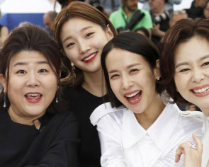 8 best beauty looks from the actresses of Parasite including Park So-dam and Cho Yeo-jeong