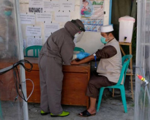 Coronavirus: Central Java to track down 1,500 residents who attended March Tabligh meeting