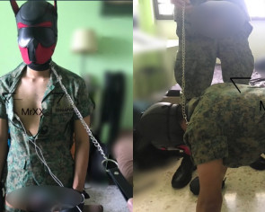 Explicit tweet depicts BDSM dog play involving SAF uniforms; Mindef investigating