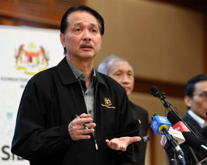 Malaysia's Health DG: Govt has 22 blood plasma packs from recovered Covid-19 patients