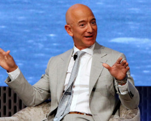 Reports about Jeff Bezos' possible trillionaire status spark outrage on social media