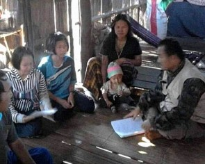 Thai school sends teachers to educate children in mountains