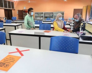 Malaysian schools at the ready, teachers raring to go back
