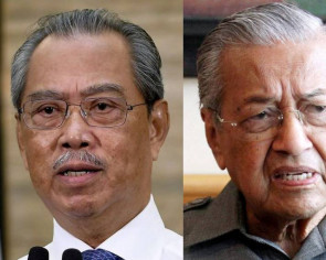 Parliament Speaker accepts Dr Mahathir's motion of no confidence against Muhyiddin
