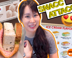Snacc Attacc: We 'zhng' traditional ice-cream in 3 different ways and we'll never eat it the same way again