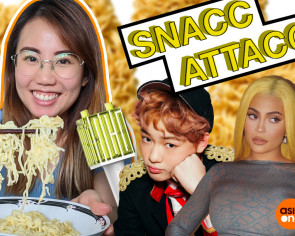 Snacc Attacc: We try instant noodle recipes by celebrities and they taste so good!