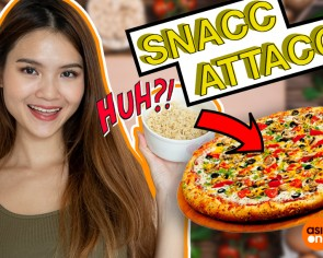 Snacc Attacc: We try 3 easy ways to turn leftover rice into pizza and other delicious dishes