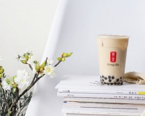 Gong Cha to open 3 stores for delivery orders on May 23