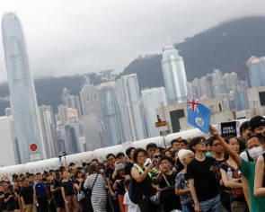 Britain may offer 'path to citizenship' for nearly 3 million in Hong Kong