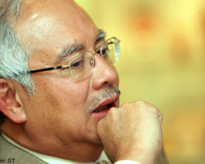 Exec jets not used by PM Najib alone
