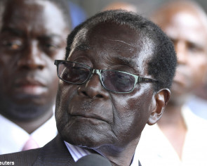 Zimbabwe vice president on the brink of losing party position