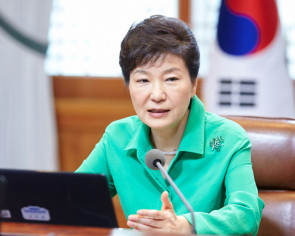 Park proposes joint inter-Korean exchange office