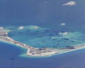 Leaders call for restraint in South China Sea