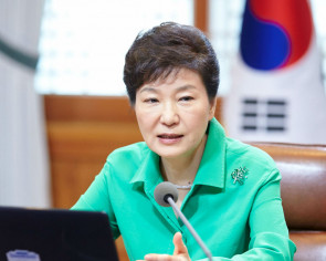 President Park offers N Korea investment for nuclear deal