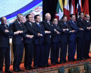 ASEAN declares creation of integrated community