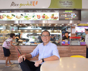 New NTUC Foodfare scheme for stalls