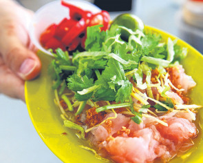 Eateries take steps to keep raw fish dishes safe
