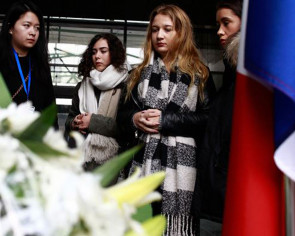 Attacks in Paris prompt China to boost security