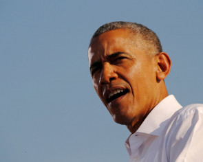 Obama tells voters 'the fate of the Republic rests on you'