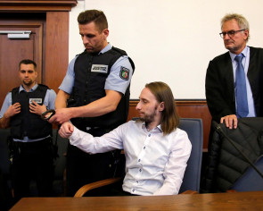 German sentenced to 14 years for Dortmund football team bus bomb