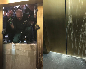 Lift plunges 84 floors in Chicago skyscraper after cable snaps