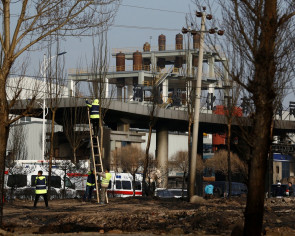 Blast kills 23 outside China factory in Olympic city