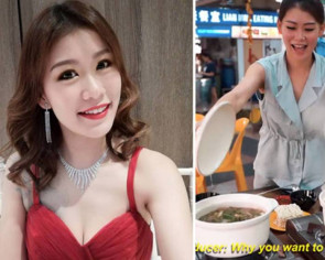 Ex-model and mum of 5 selling hotpot at Ang Mo Kio coffee shop has netizens drooling