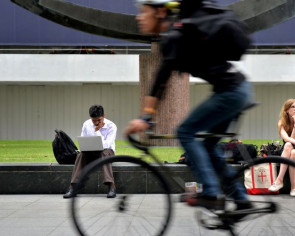 More workplaces to get funds for facilities for staff to freshen up after walking or cycling to work: LTA