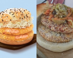 Thinking McDonald's Hokkaido Salmon Burger tastes like fishballs, YouTuber makes a better one from scratch