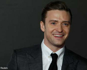 Timberlake celebrates return to music with 2nd No.1 album this year