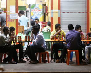 Why the booze problem persists in Little India