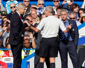 Football: Farce and furious