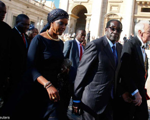 Mugabe defends wife's nomination to party leadership