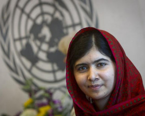 Malala urges Pakistani children to fight for education