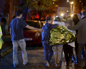 Romania in mourning after Bucharest club blaze kills 27