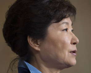 President Park replaces two ministers, top aide on foreign affairs