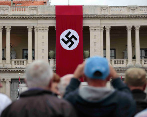 Masked attackers carve swastika into Austrian's forehead