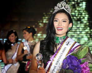 I cherish S'pore more after living overseas: Miss Universe Singapore winner