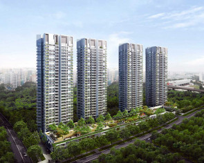 High prices for DBSS units in Ang Mo Kio