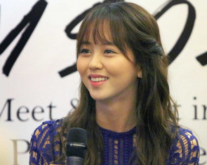 Lack of real-life romance not an issue for Korean belle Kim So Hyun