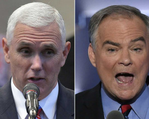 US VP candidates to debate in Virginia town as campaigns court rural vote