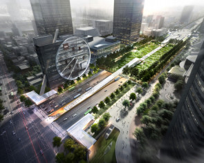 Massive underground transit terminal to be built in Seoul's Gangnam