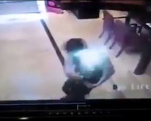 WATCH: Samsung phone explodes in man's shirt pocket in Indonesia