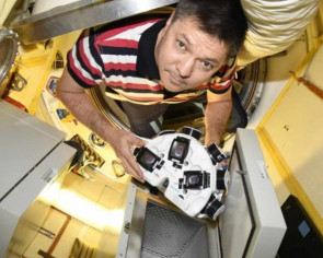 One small nibble for man: 3D printer makes meat in space