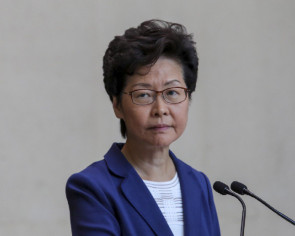 Carrie Lam: 'No plans' for new emergency laws to tackle Hong Kong protests