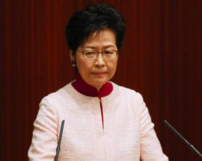 China planning to replace Hong Kong leader Carrie Lam with 'interim' chief executive: Financial Times