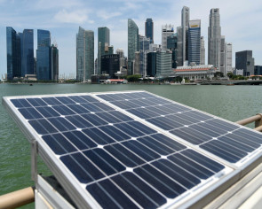 Singapore goes big on solar power to battle climate change