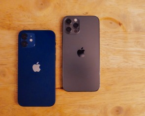 Flat edges, better grip, stunning screens: Hands-on with the iPhone 12 and iPhone 12 Pro