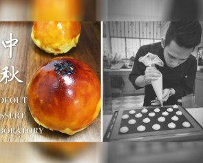 Taiwan pastry chef shares secrets behind tasty mooncakes