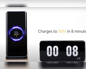 Xiaomi's 80W wireless charging tech can fill a 4,000mAh battery in 19 minutes